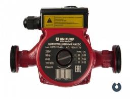 Насос циркуляционный Unipump UPС 25-40 130 отопительный