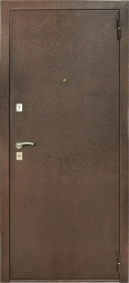 Металлическая дверь УД-105, Йошкар-Ола, 960*2050, венге