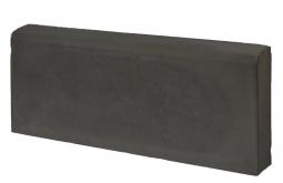 Бордюр Односторонний Вибролитой 500х210х70 Черный