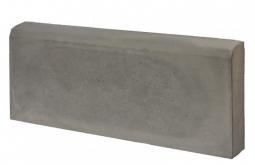 Бордюр Односторонний Вибролитой 500х210х70 Серый