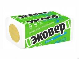 Базальтовый утеплитель Эковер Экофасад 1000х600х50 / 8 пл.