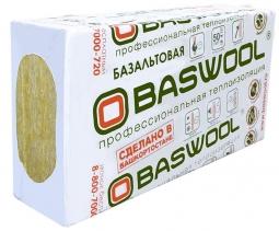Минераловатный утеплитель Baswool Лайт 35 1200х600х100 мм / 6 пл.