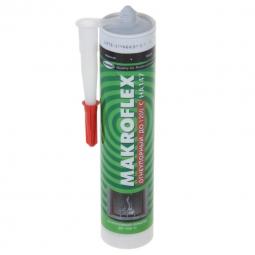 Герметик Makroflex НА147 Силикатный огнеупорный черный 0.3 л