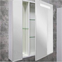 Шкаф-зеркало Aquaton Марко 80
