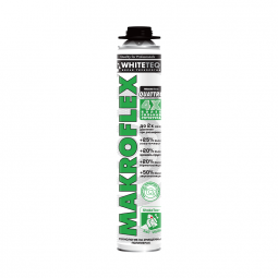 Монтажная пена Makroflex WhiteTeq (0,75л)