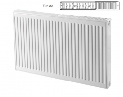 Радиатор стальной Buderus Logatrend K-Profil 22/300/2000