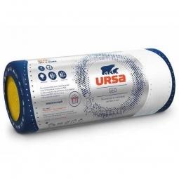 Стекловолоконный утеплитель Ursa Geo М-25Ф 9000х1200х50 мм / 1 шт.