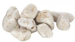Камень для бани Банный Эксперт Кварц шлифованный в ведре 10 кг