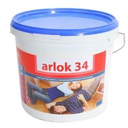 Клей водно-дисперсионный Forbo Arlok 34 (1.3кг) (1кор. = 12шт.)
