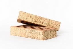 Кирпич лицевой керамический Латерра Пшеница пустотелый узкий