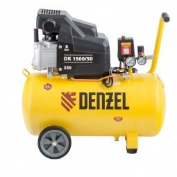 Компрессор воздушный Denzel DK1500/50 Х-PRO 230 л/мин. 1.5 кВт