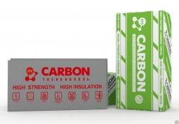 Экструдированный пенополистирол Технониколь Шведская плитка XPS Carbon ECO 400SP 1180х580х100мм / 4 пл.