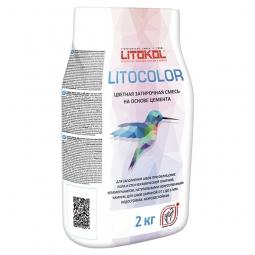 Затирка Litokol Litocolor L.22 2 кг