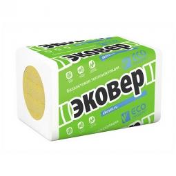Базальтовый утеплитель Эковер Стандарт 50 1000х600х100 / 6 пл.