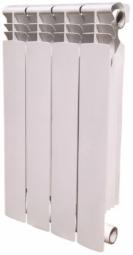 Радиатор алюминиевый Roda GSR-31 AL50004 4 секции