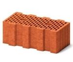 Камень керамический Porikam 14.3 НФ 250х510х219 с пазом и гребнем М-75